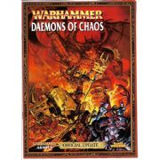 Warhammer Armies Daemons of Chaos Official Update pamphlet 2008